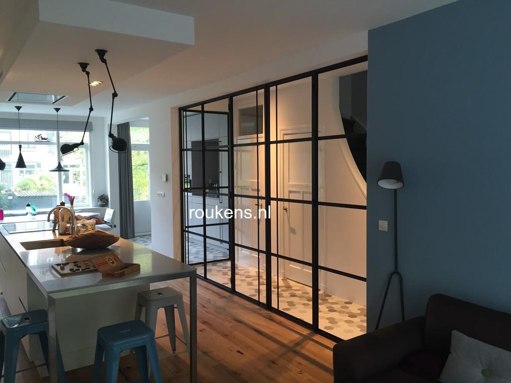 Steellife stalen deuren, wanden en ramen