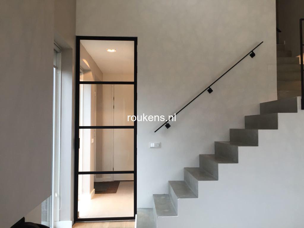 Stalen Ensuite Deuren : Steellife stalen trappen deuren ramen en wanden met glas